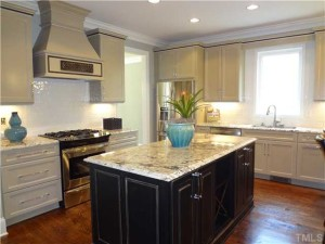 Kitchen Countertops  Granite Counter Tops Raleigh NC  Silestone Cary