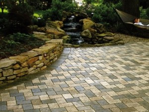 Recycled Granite Pavers Raleigh NC
